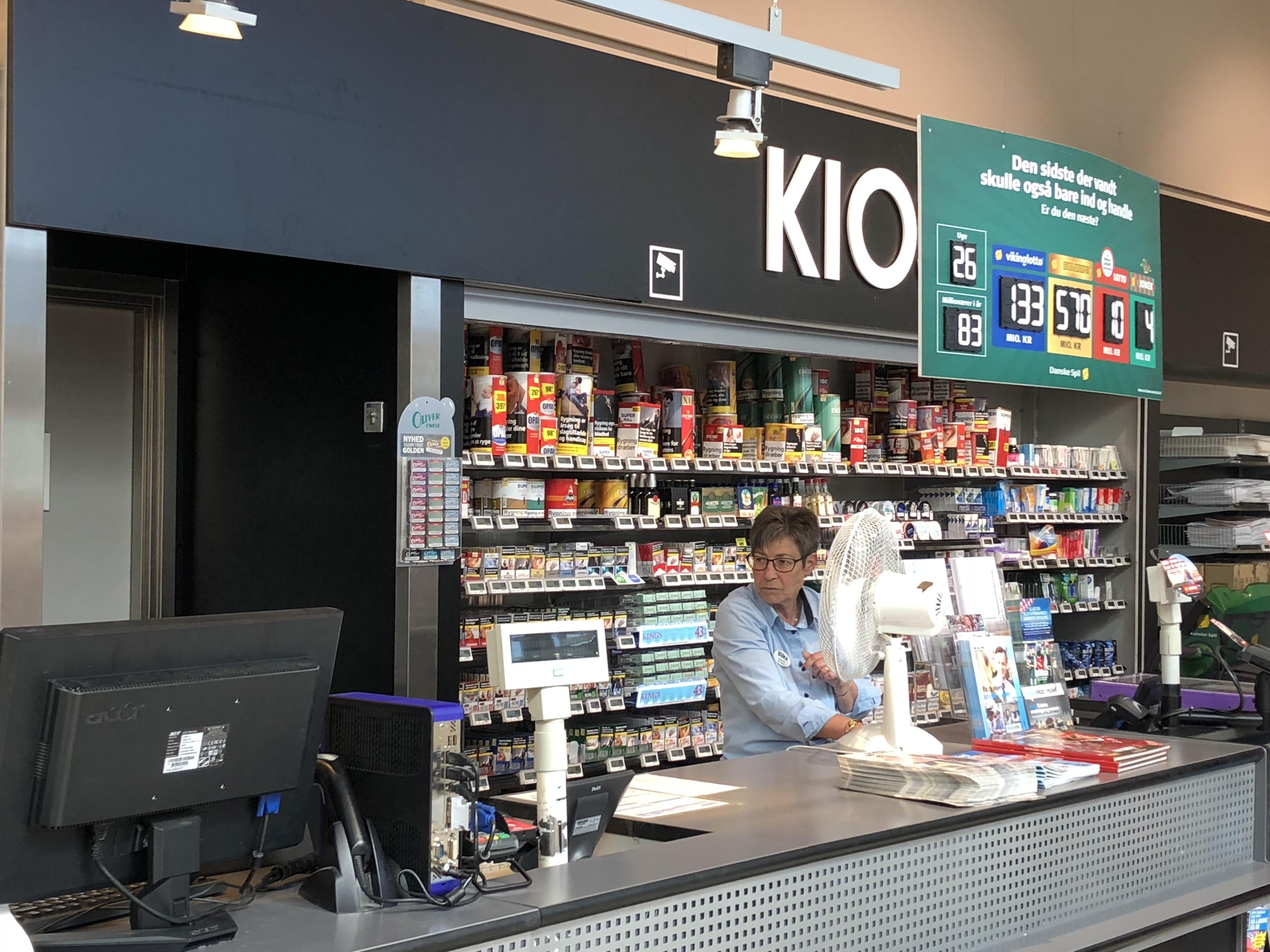 Bilka Kiosk
