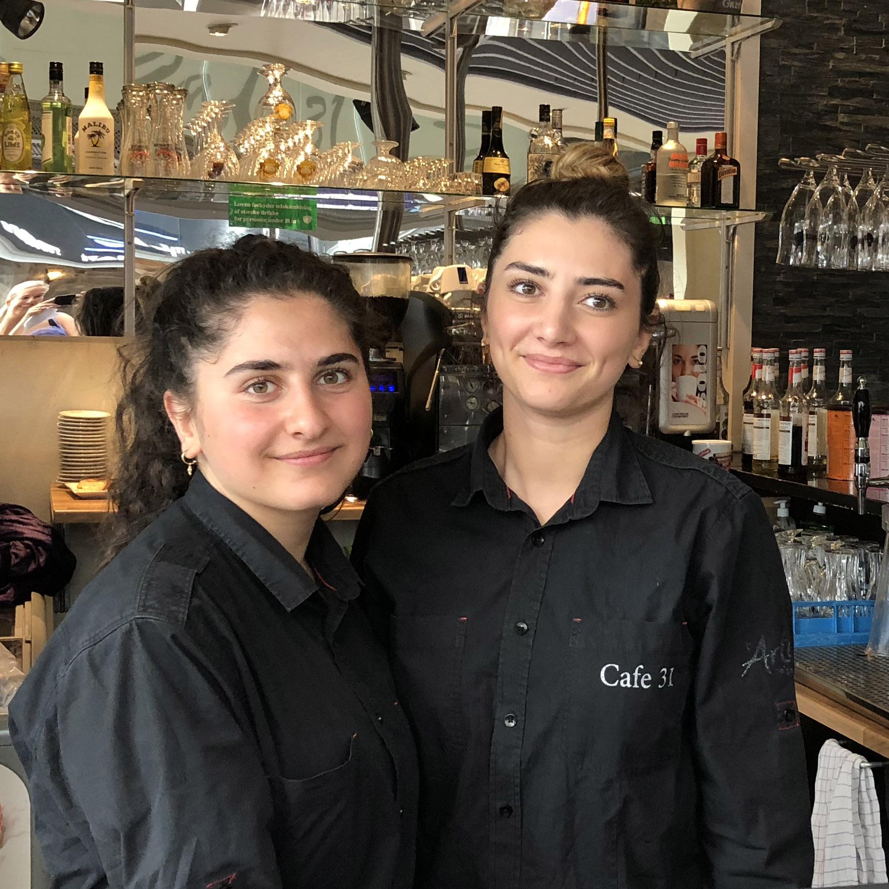 Cafe 31 Butikschef