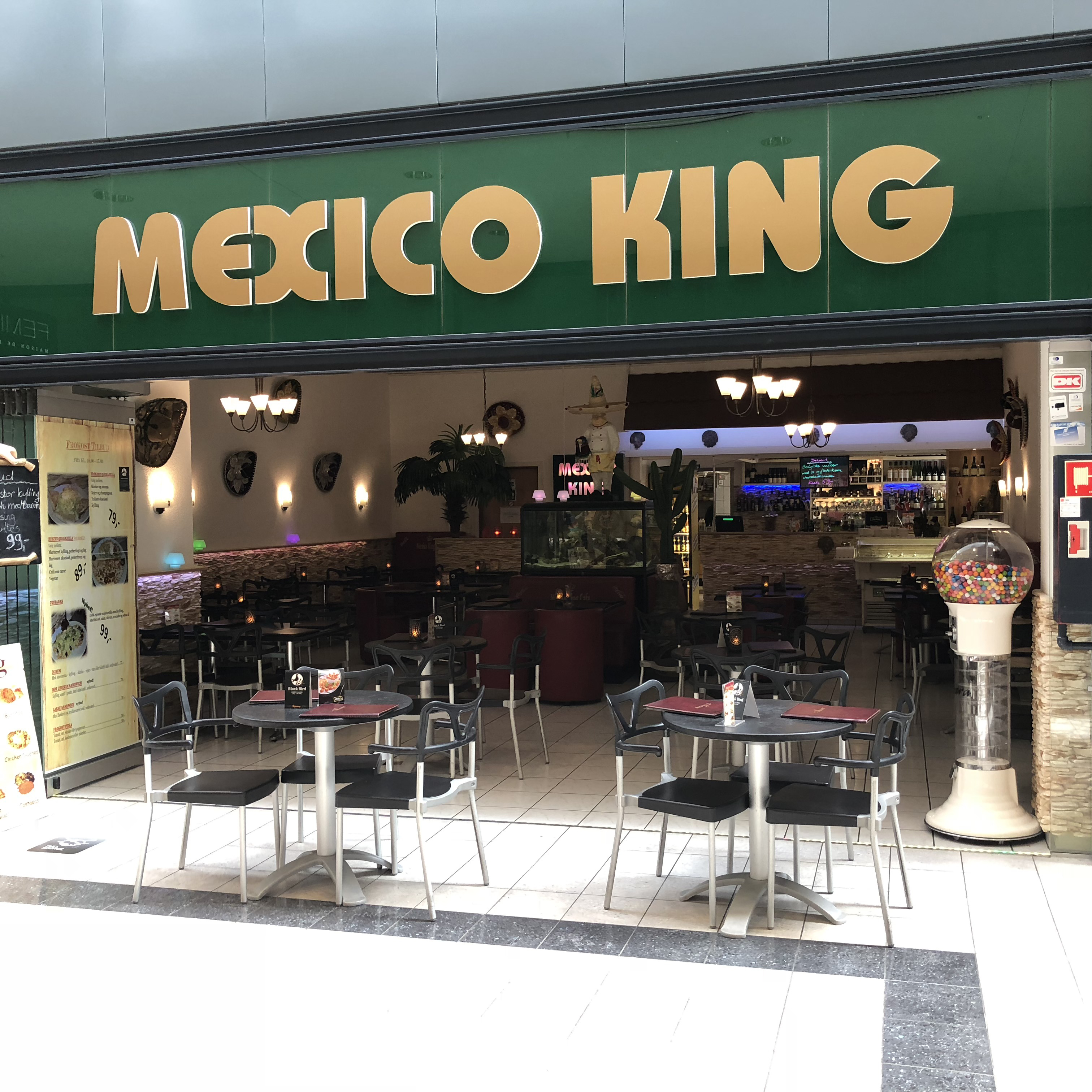 Facade Mexico King