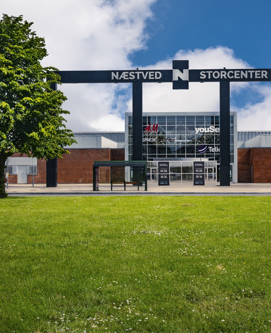 Åbningstider | Næstved Storcenter