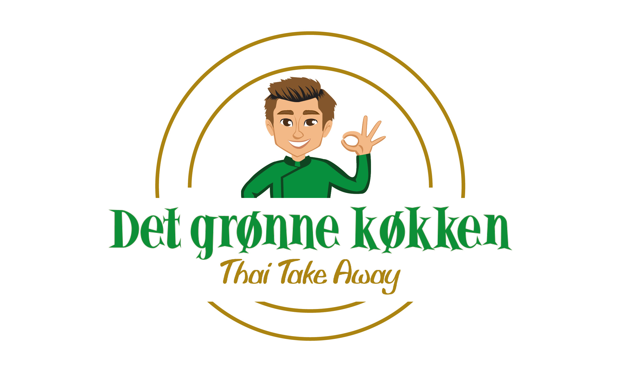 Det Grønne Køkken logo